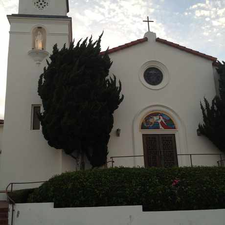 Photo of Saint Charles Borromeo Academy in Loma Portal, San Diego