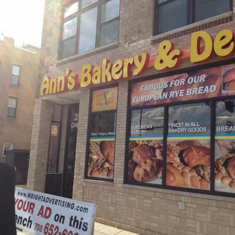 Photo of Ann's Bakery & Deli in Ukrainian Village, Chicago