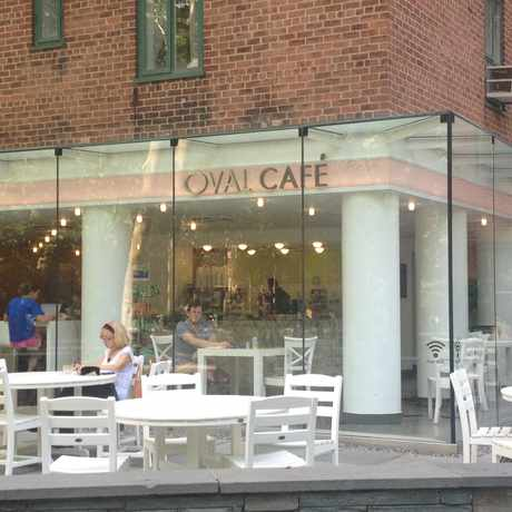 Photo of Stuyvesant Town Oval Cafe in Stuyvesant Town - Peter Cooper Village, New York