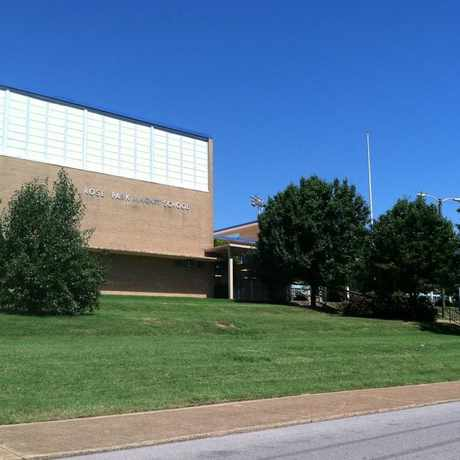 Photo of Rose Park Math/Science Middle Magnet School in South Nashville in Nashville-Davidson