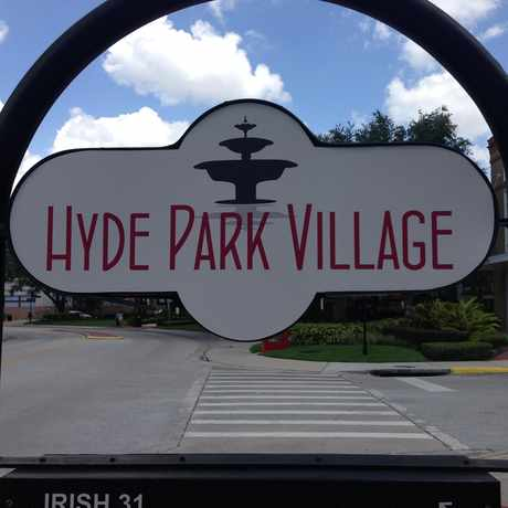 Photo of Hyde Park Village in Tampa
