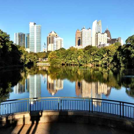 Photo of Piedmont Park in Atlanta