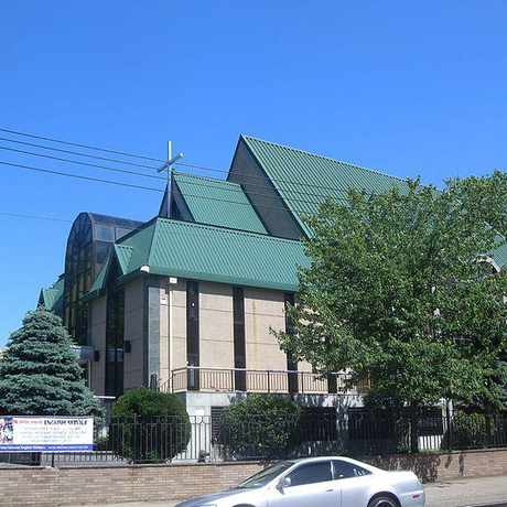 Photo of Pure Presbyterian Church in Flushing, New York
