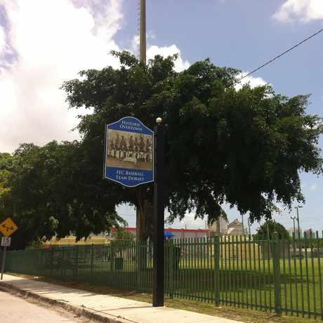 Photo of Dorsey Park in Miami