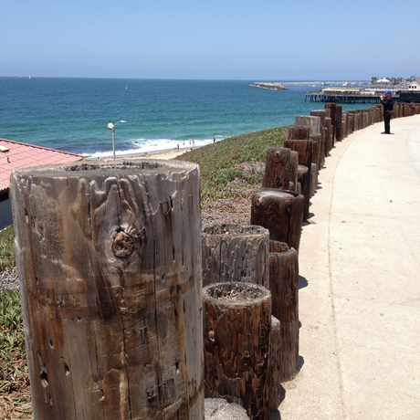 Photo of #walkway To Fisherman's Wharf in Redondo Beach