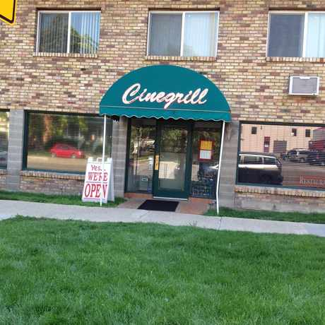 Photo of #centralcity Cinegrill in Salt Lake City