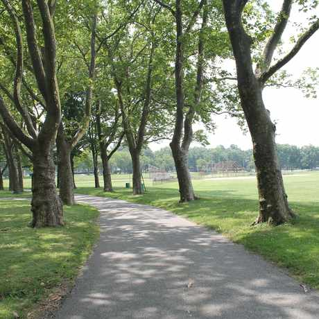 Photo of Lincoln Park, Jersey City, NJ in Jersey City