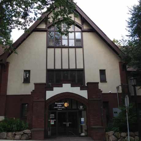 Photo of Prospect Park United Methodist in Prospect Park, Minneapolis