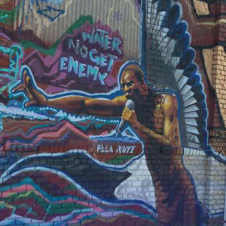 Photo of Street Art in Hoover-Foster, Oakland