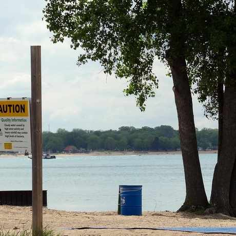 Photo of Canatara Park Beach in Sarnia