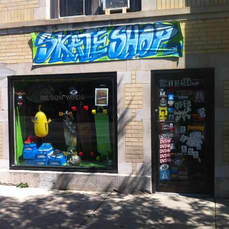 Photo of Skate Shop in Uptown, Chicago