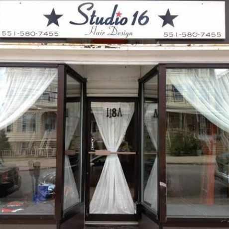 Photo of Studio 16 hair design in Kearny