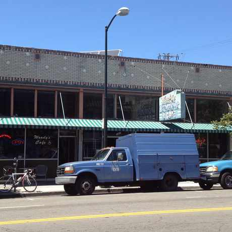 Photo of Woody's Cafe in Ivy Hill, Oakland