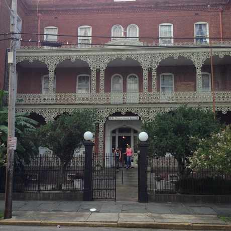 Photo of St Vincent's Guesthouse in New Orleans