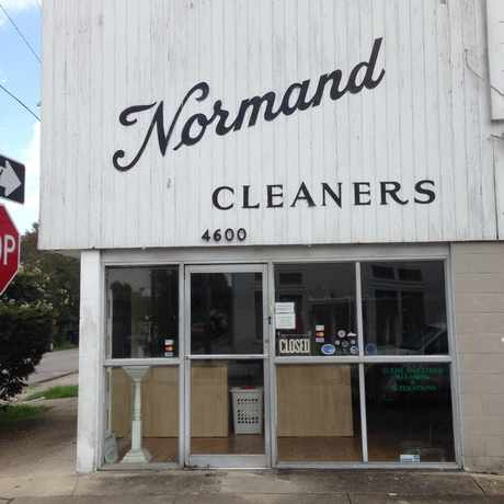 Photo of Normand Cleaners in Uptown, New Orleans