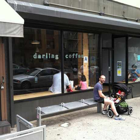 Photo of Darling Coffee in Inwood, New York