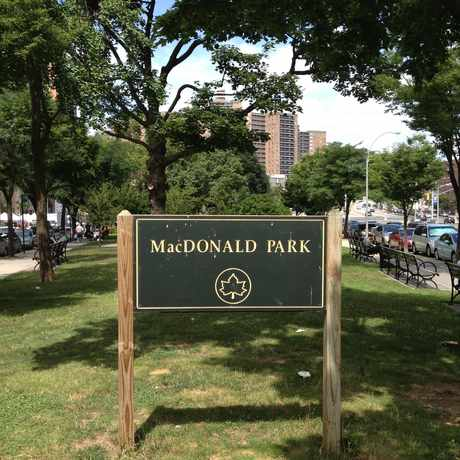 Photo of MacDonald's Park, Forest Hills, NY in Forest Hills, New York