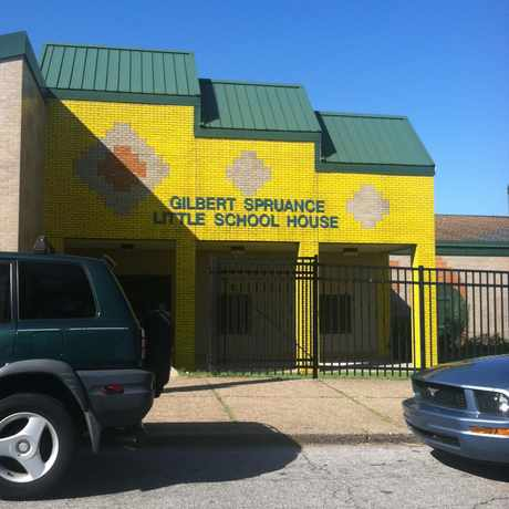 Photo of Gilbert Spruance Elementary School in Oxford Circle - Castor, Philadelphia