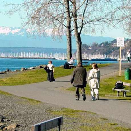 Photo of Myrtle Edwards Park in Interbay, Seattle