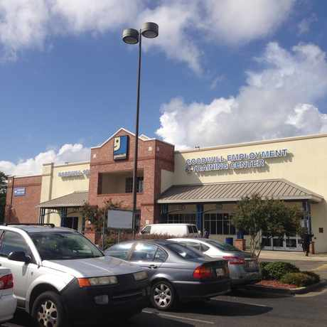Photo of Goodwill in Mid-City, New Orleans