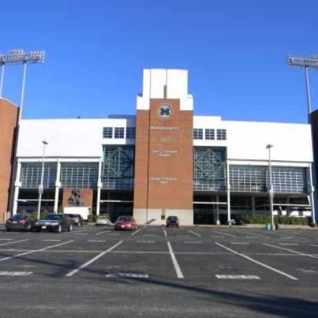 Photo of Joan C Edwards Stadium in Huntington