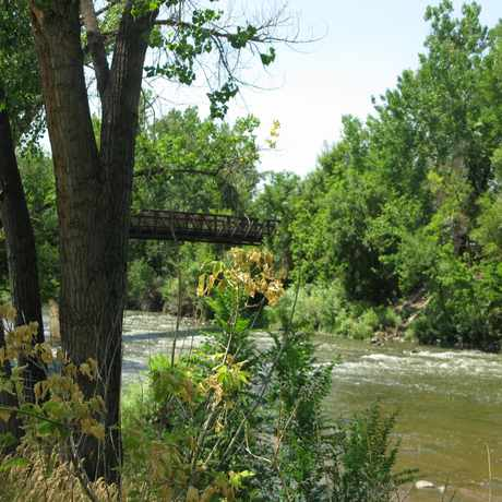 Photo of Platte River Greenway in Denver
