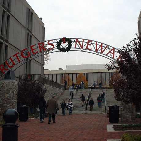 Photo of Rutgers University-Newark in University Heights, Newark