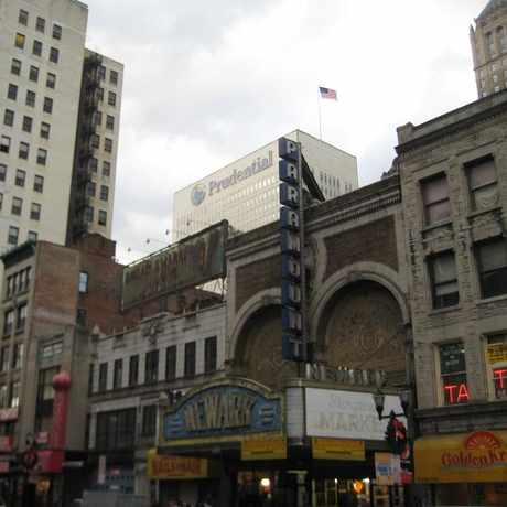 Photo of The Paramount Theatre, Newark in Newark Central Business District, Newark