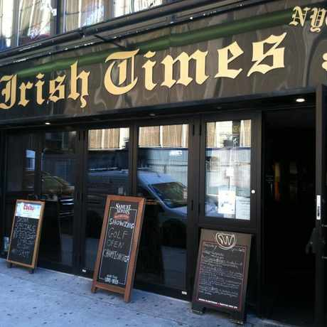 Photo of Irish Times in Chelsea, New York