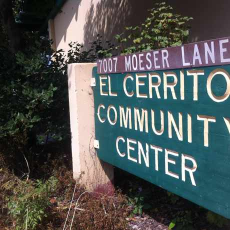 Photo of El Cerrito Community Center in El Cerrito
