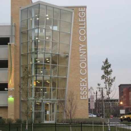 Photo of Essex County College in Newark