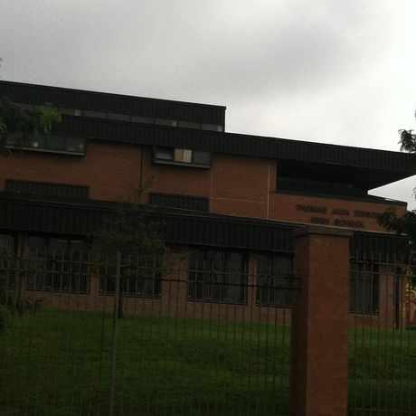 Photo of Thomas Alva Edison High School in Juniata Park - Feltonville, Philadelphia