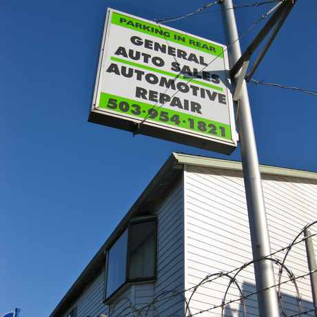 Photo of General Auto Sales Automotive Repair in Lents, Portland