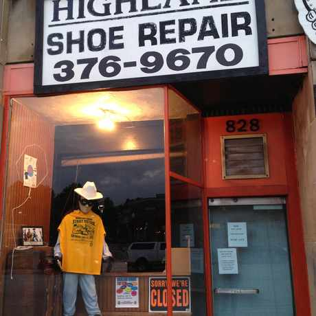 Shoe Repair Akron