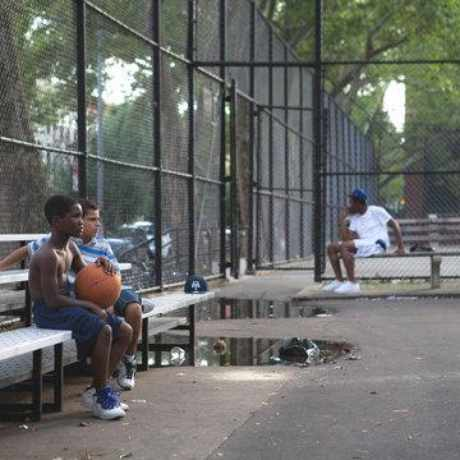 Photo of Wingate Park in East Flatbush, New York