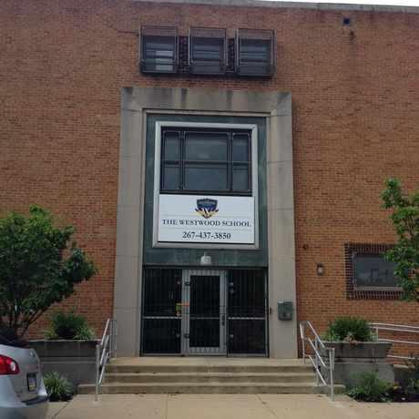 Photo of The Westwood School in West Oak Lane, Philadelphia