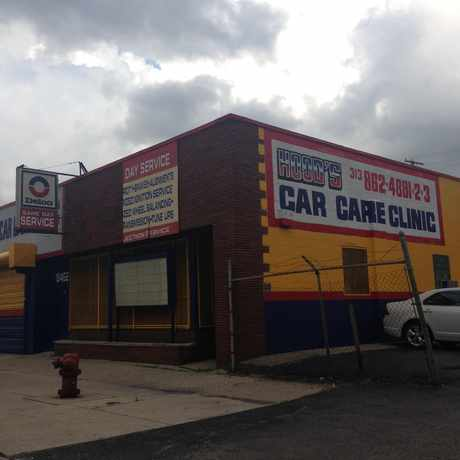 Photo of Hood's Car Care Clinic in Detroit