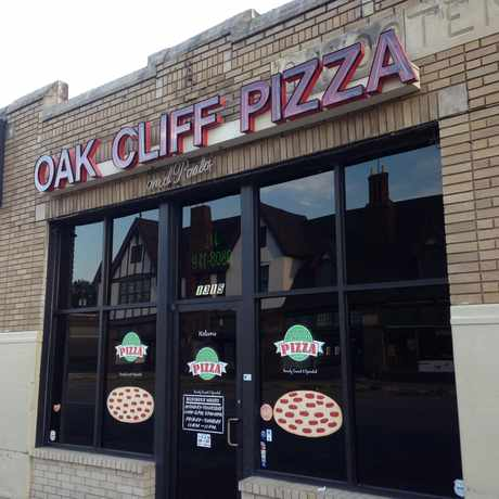 Photo of Oak Cliff Pizza & Pasta in Kings Highway Conservation District, Dallas