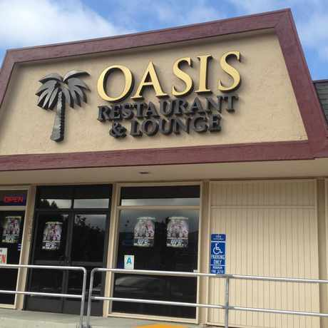 Photo of Oasis Restaurant & Lounge in Bay Ho, San Diego