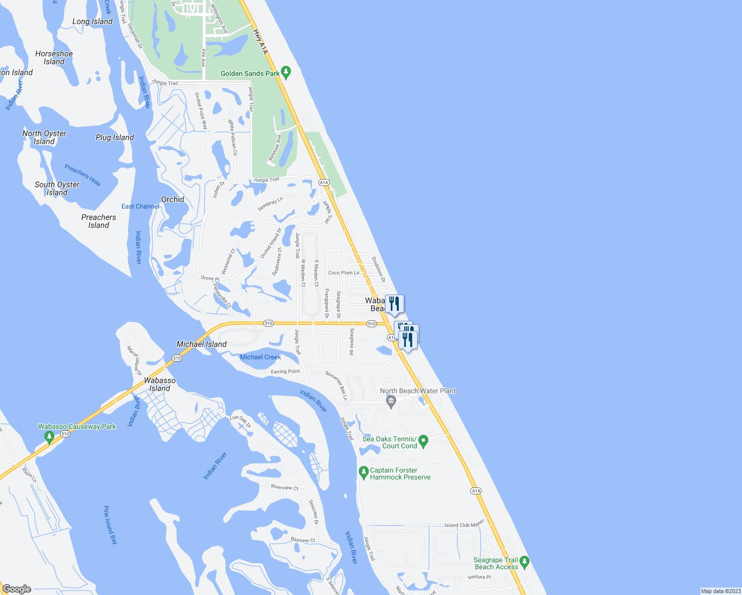Vero Beach Restaurants Near I