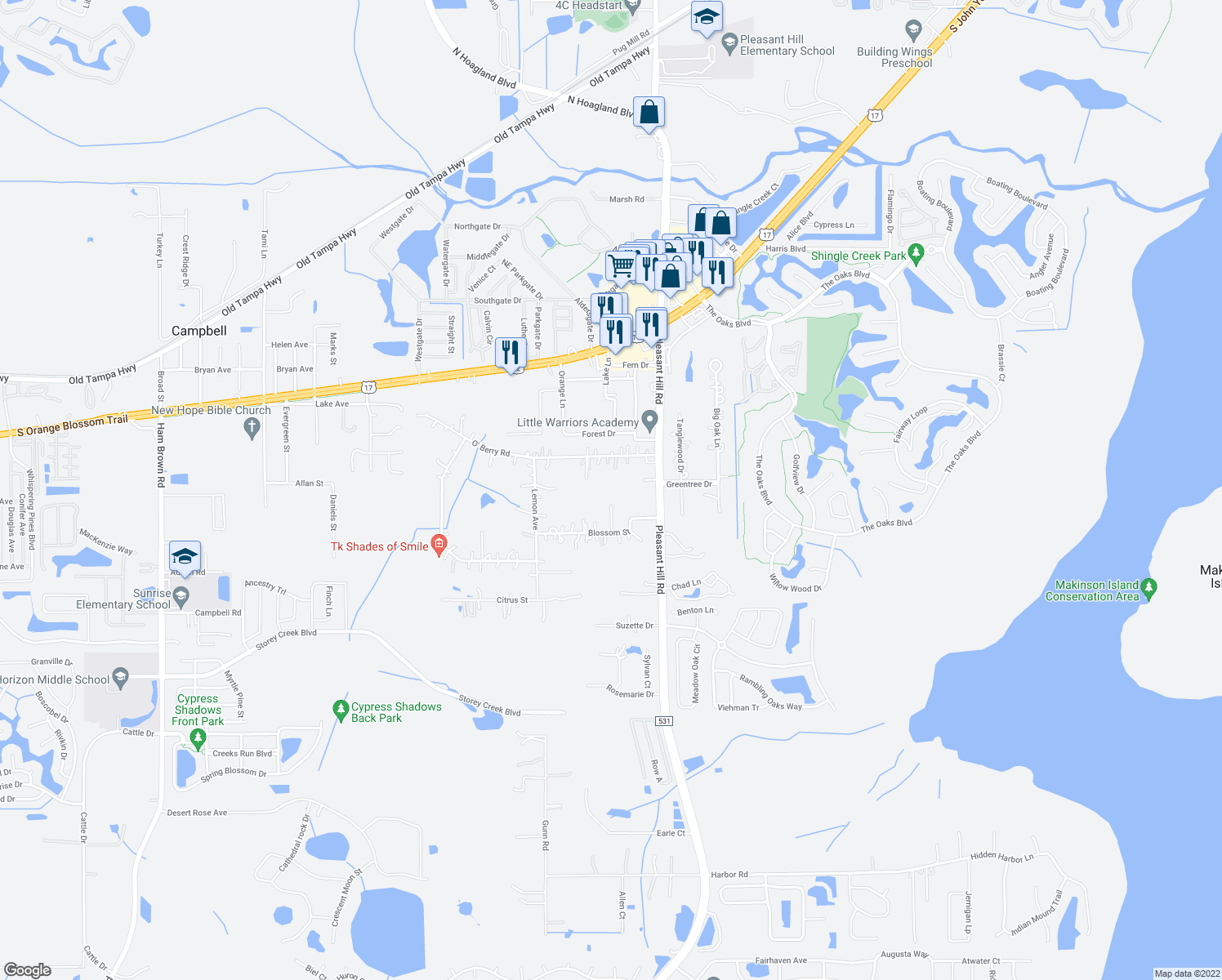 Restaurants Near Lake Mary Fl