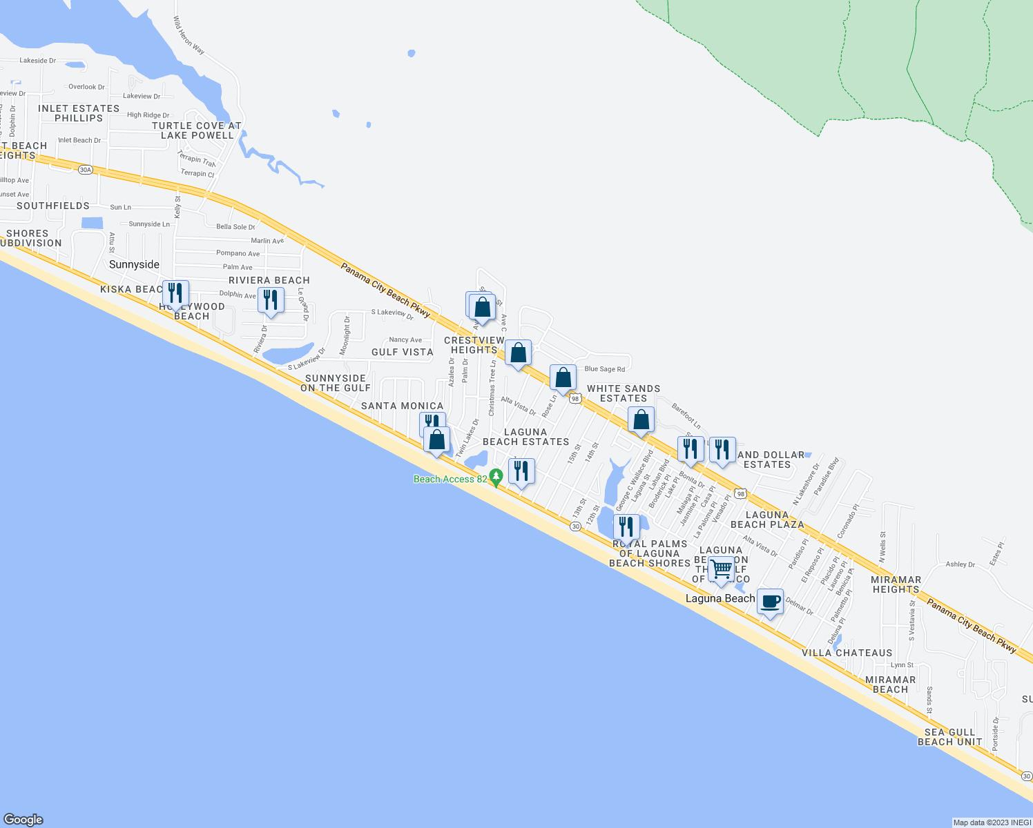Panama City Beach Grocery Stores