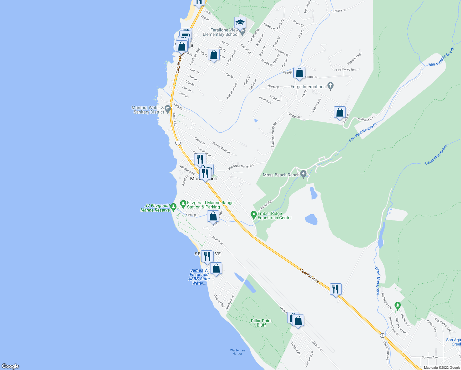 621 terrace avenue moss beach ca walk score for 100 terrace moss beach ca