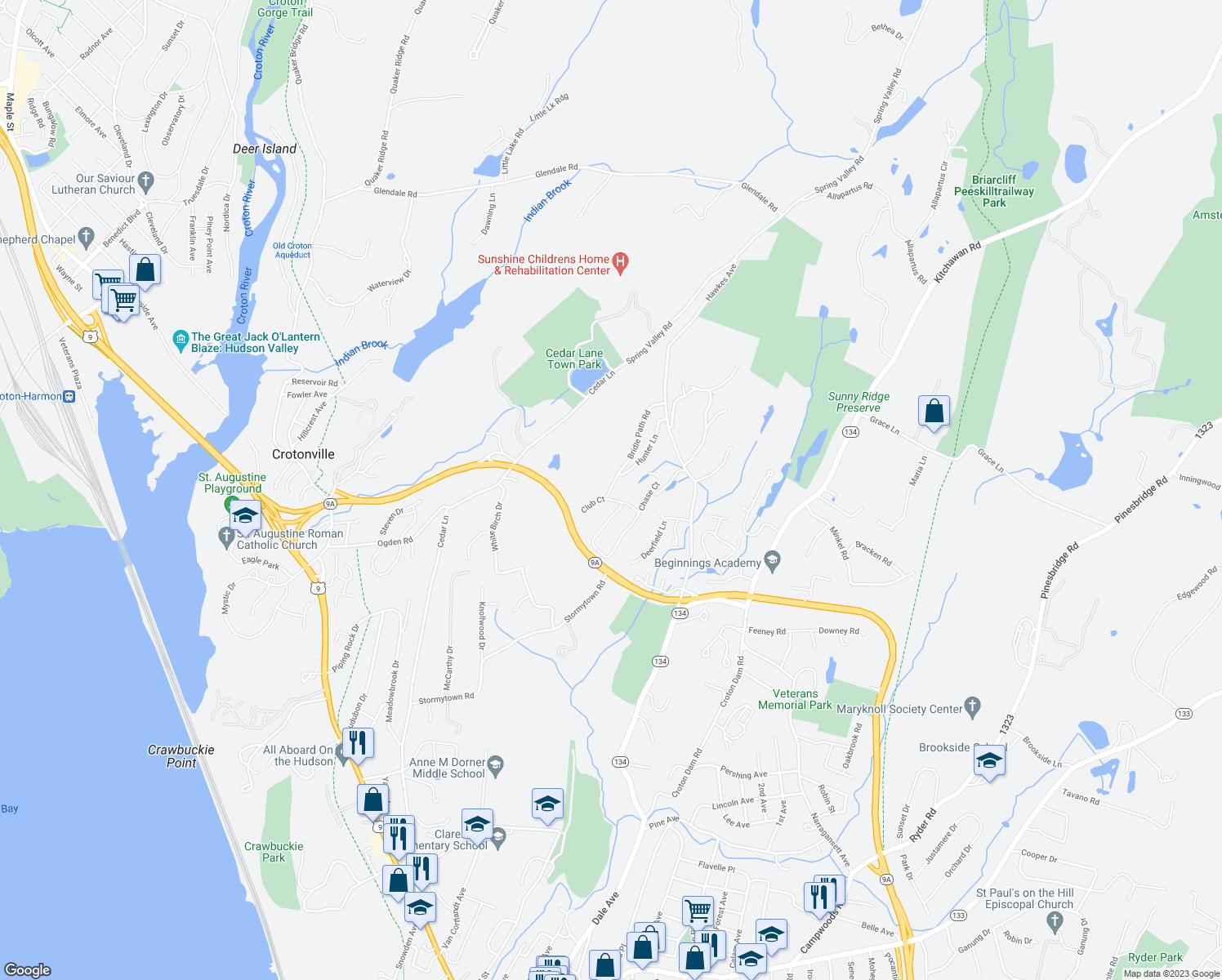 Restaurants Near Ossining Ny