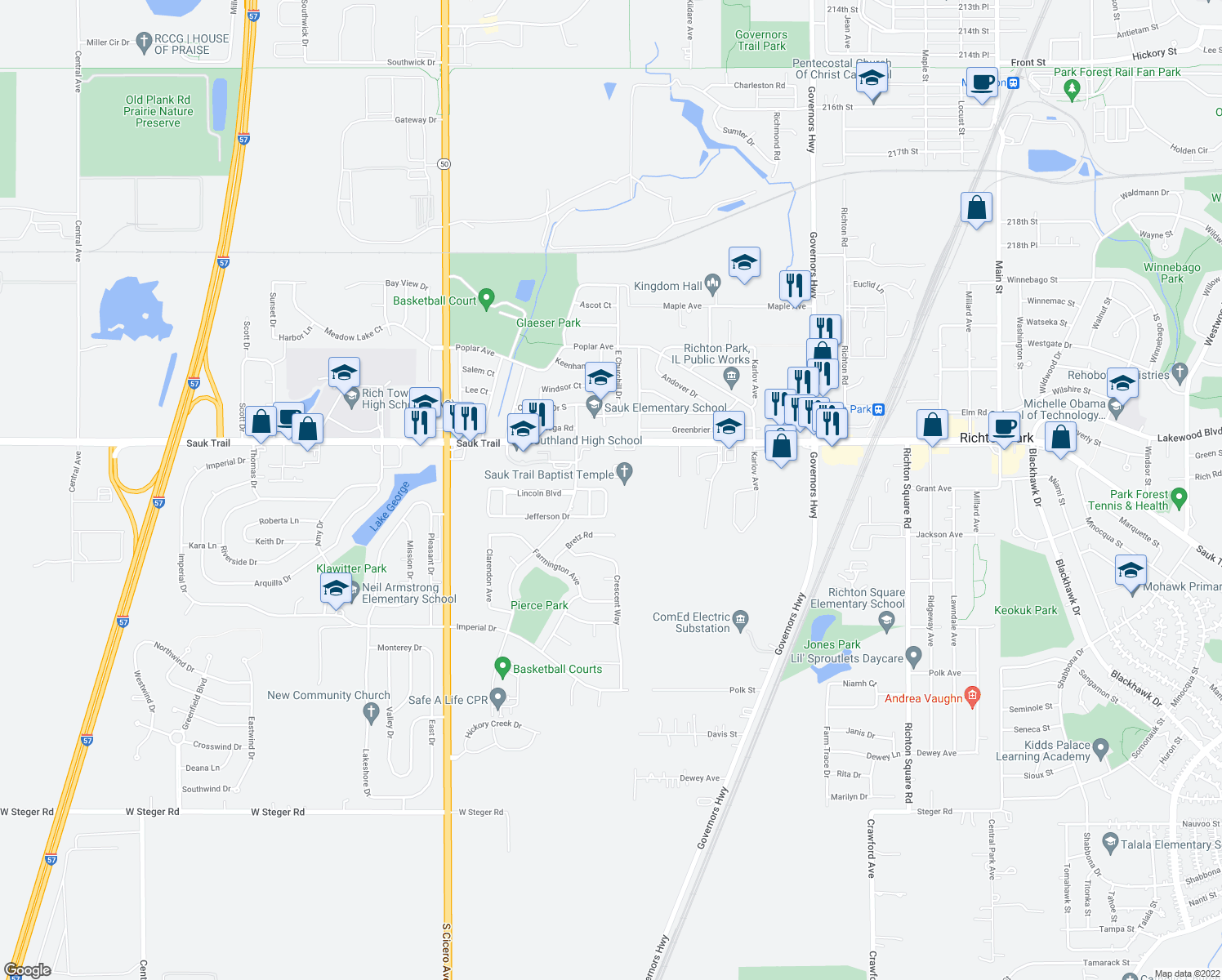 richton park Discover what it's like living in richton park, il with the areavibes livability score find out where to live in and near richton park, il.