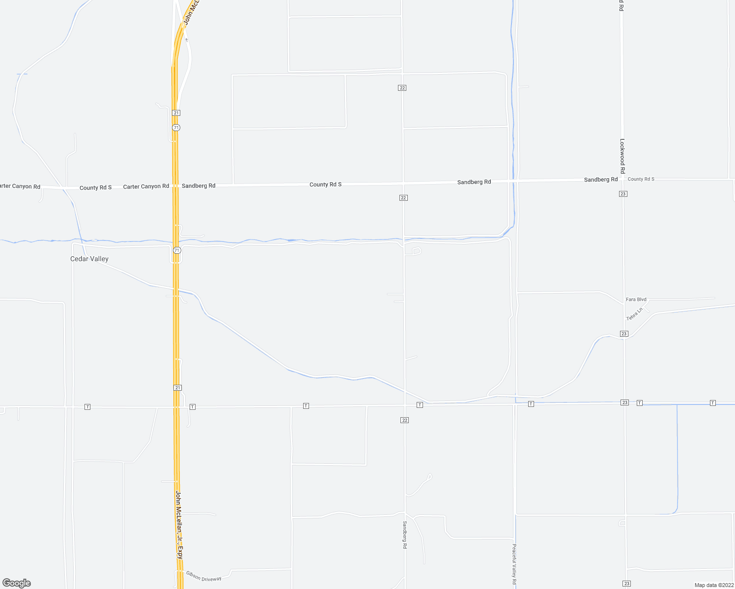 map of restaurants, bars, coffee shops, grocery stores, and more near 160476 Co Road 22 in Gering