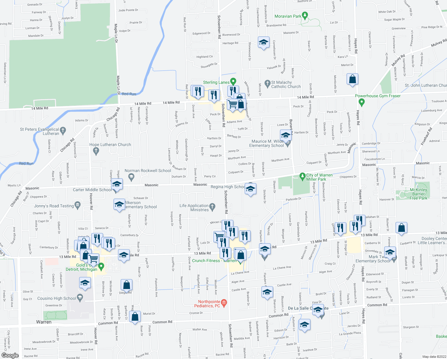 Homes For Rent Near Warren Michigan
