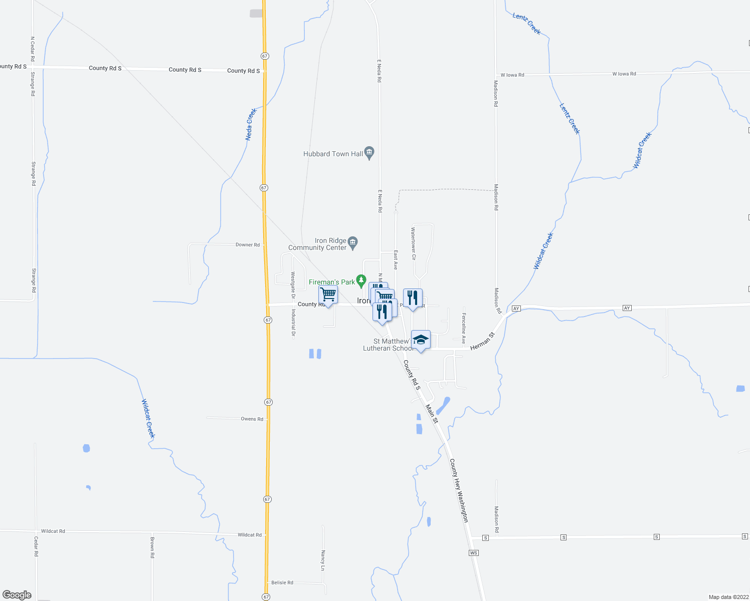 iron ridge dating site Iron ridge lions club (# 10381) meeting location info in iorn ridge, wi: location, website, hours, maps, driving directions, and more.