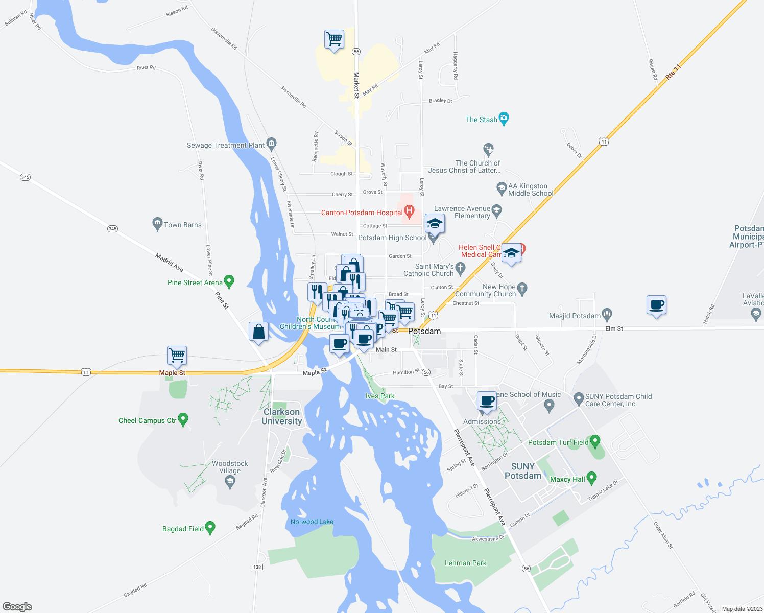 Restaurants Near Suny Potsdam