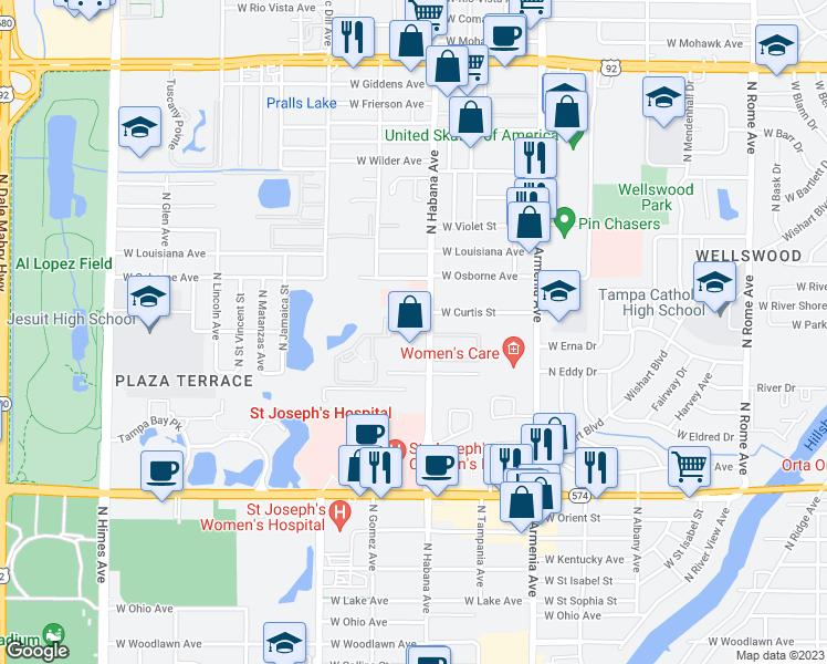 Woodhaven Apartments Road Tampa FL Walk Score